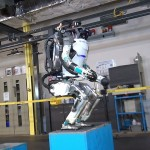Boston Dynamics' Atlas Robot Does Backflips